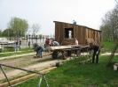 Bau der neuen Ponterosa