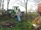 Herbstarbeitsdienst 2011